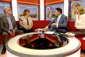 Box4Kids on BBC Breakfast