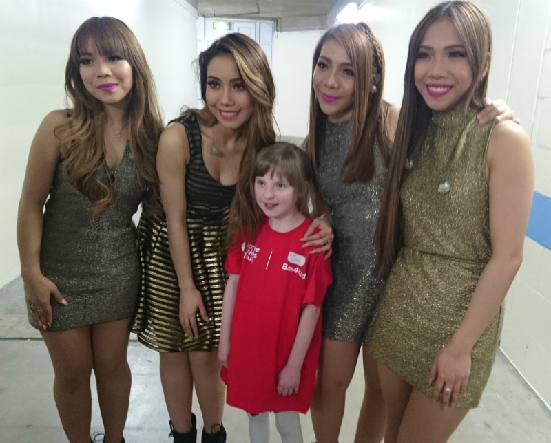 X Factor Sheffield - Ellie