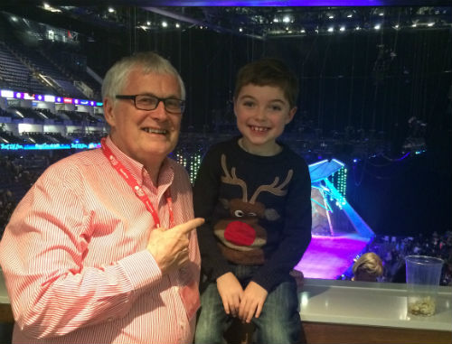 Disney on Ice - O2 Arena