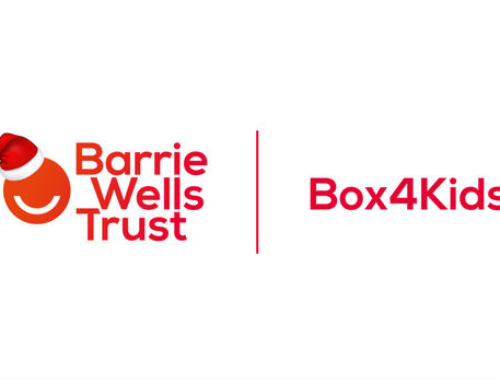 Christmas wishes from the Barrie Wells Trust