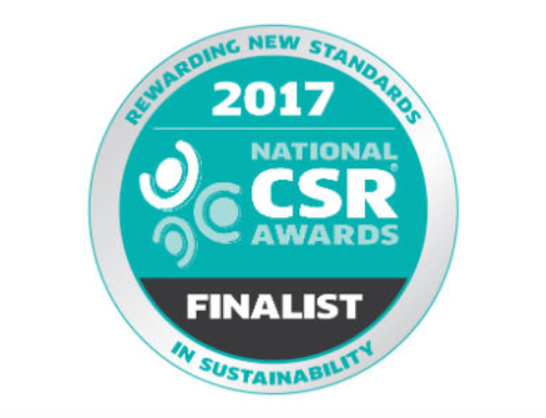 Shortlisted for the National CSR Awards